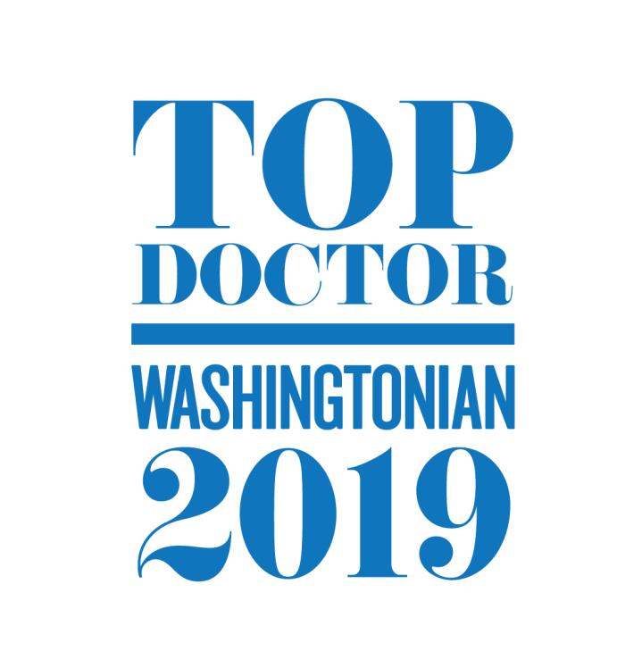 Top Doctor Washingtonian 2019